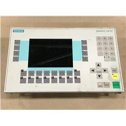 SIEMENS 6AV3627-1LK00-1AX0 OPERATOR PANEL