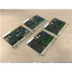LOT OF SIEMENS MISC. CIRCUIT BOARD * PART #'S PICTURED*
