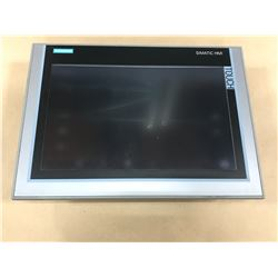 SIEMENS 6AV2 124-0MC01-0AX0 SIMATIC HMI TOUCH SCREEN