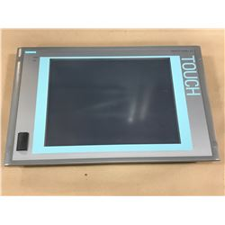 "SIEMENS A5E00326002 PANEL SYSTEM TOUCH 15"" TFT PANEL SERIES P6"