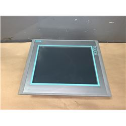 "SIEMENS 6AV6 644-0AA01-2AX0 MP 377 12"" TOUCH SCREEN"