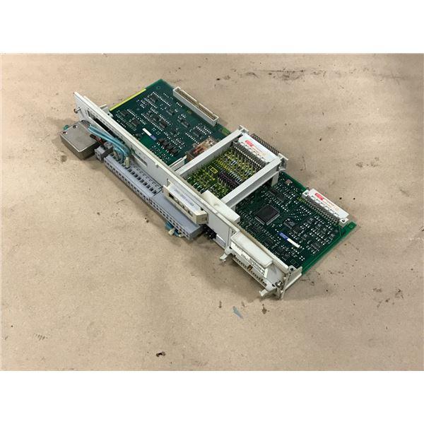 SIEMENS 6SN1118-0AA11-0AA1 CONTROL BOARD
