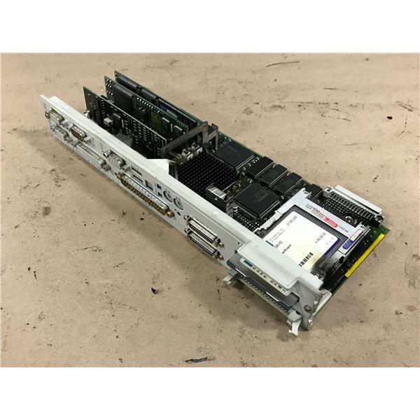 SIEMENS 6FC5357-0BB21-0AE0 CONTROL BOARD