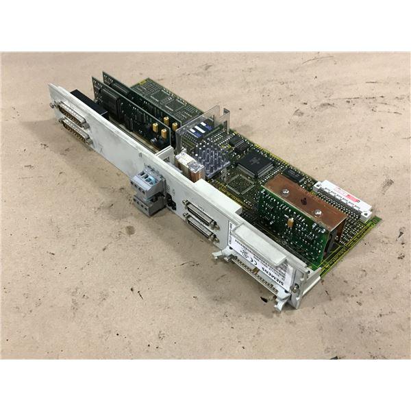 SIEMENS 6SN1118-0DM21-0AA0 CONTROL BOARD