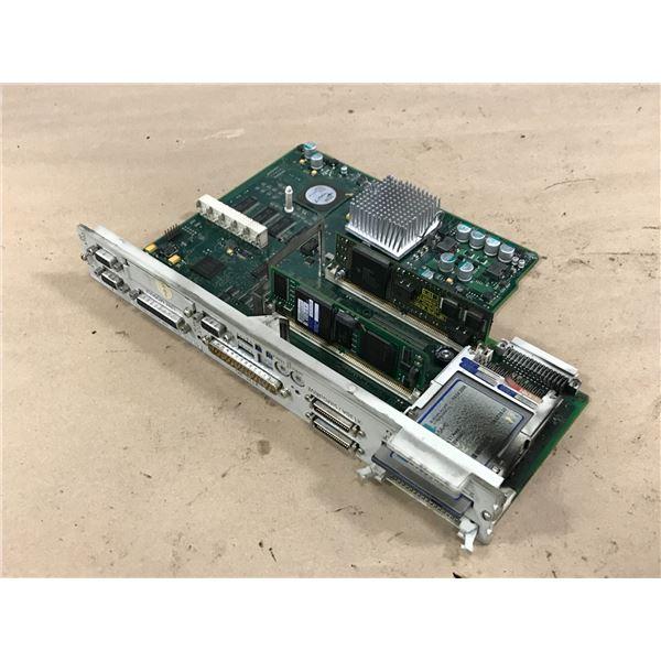 SIEMENS 6FC5357-0BB24-0AA0 CONTROL BOARD