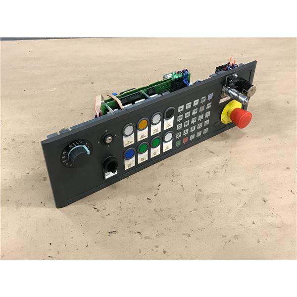 SIEMENS 6FC5303-1AF12-8BD0 CONTROL PANEL