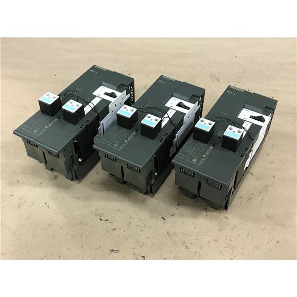 LOT OF SIEMENS 3RK1301-0GB00-1AA2 MOTOR STARTER