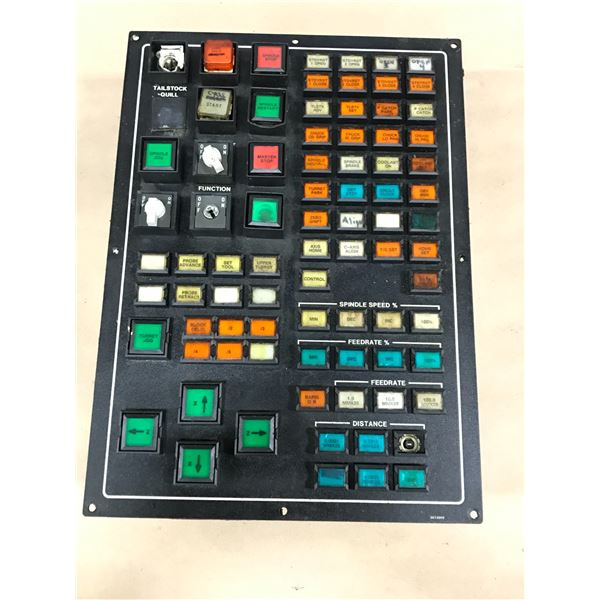 CINCINNATI MILACRON CONTROL PANEL *BOARD # 3-531-4472A*
