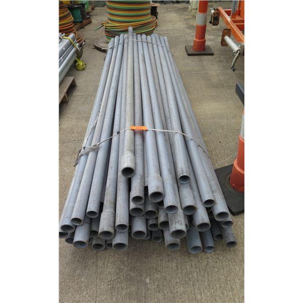 Pallet Misc Lengths Allied Heritage PP6 Rigid NonMetal Conduit Pipe 10'L