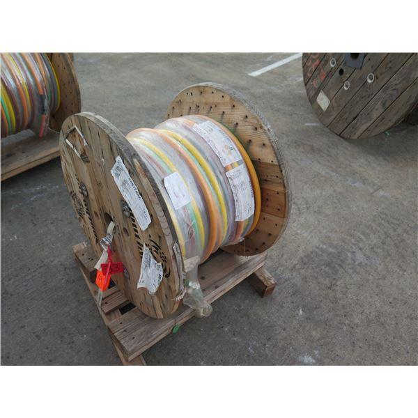 Spool Southwire Parallel 82872862 Multi-Colored XHHW 500 Str Al Cable