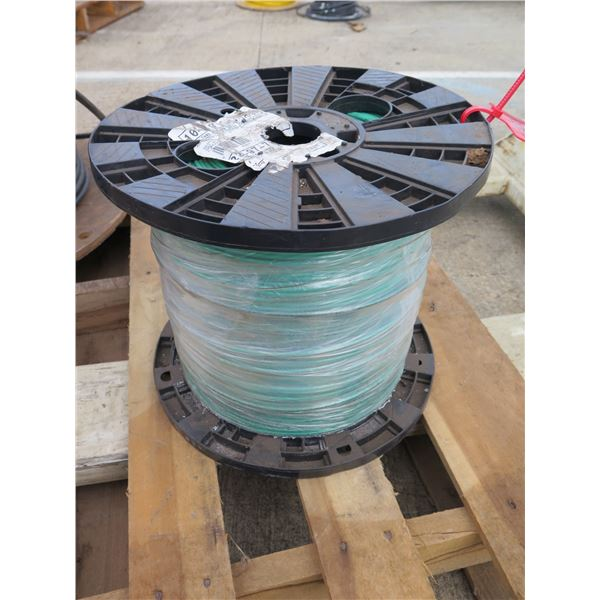 Spool 10-19 THHN-THWN MTW-AWM Green Cable