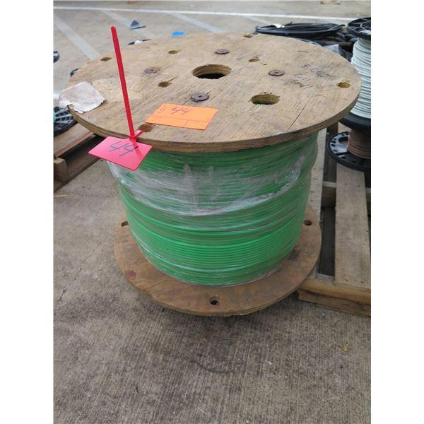 Spool Green 4-19 SIMpull THHN-THWN-2 600V Cable