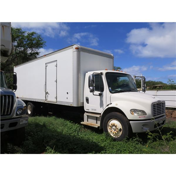 (2006) Freightliner Morgan Business Class Box Truck 150,536 Miles (Starts, Runs) Pick-up March 23