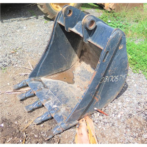 CAT Machine 5 Claw Grapple Bucket Attachment GP-HOE 219-3382 (Seller reports that this has not been