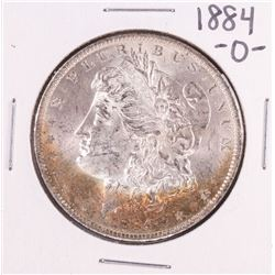 1884-O $1 Morgan Silver Dollar Coin Nice Toning