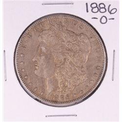 1886-O $1 Morgan Silver Dollar Coin