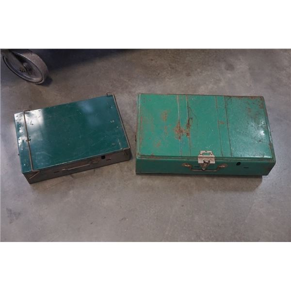 2 COLEMAN CAMP STOVES