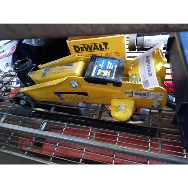 POWER FIST 2 TON TROLLEY JACK