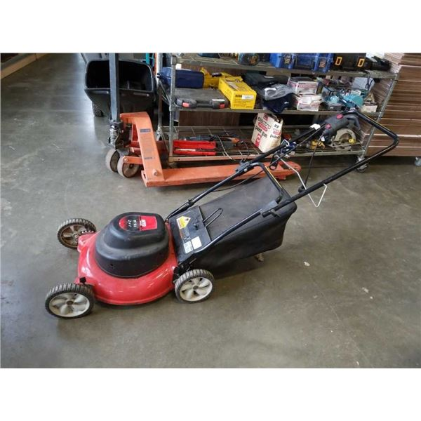 MTD 19 INCH ELECTRIC LAWNMOWER