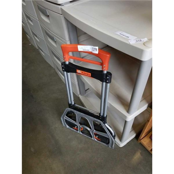 Kubota 2 wheel folding dolly