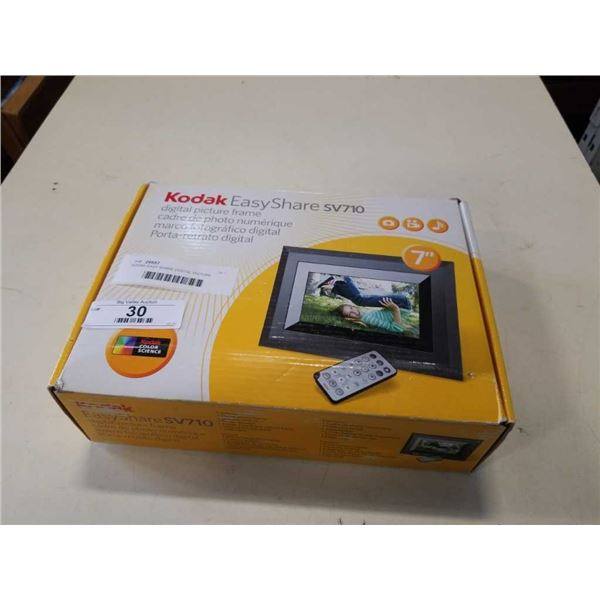 KODAK EASY SHARE DIGITAL PICTURE FRAME