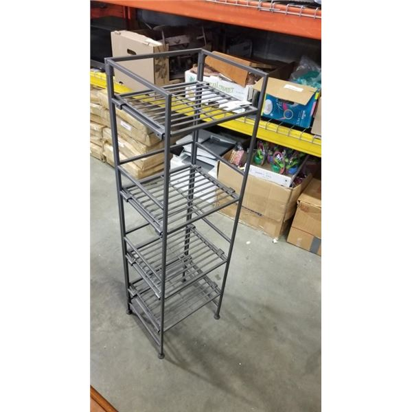 METAL COLLAPSABLE SHELF