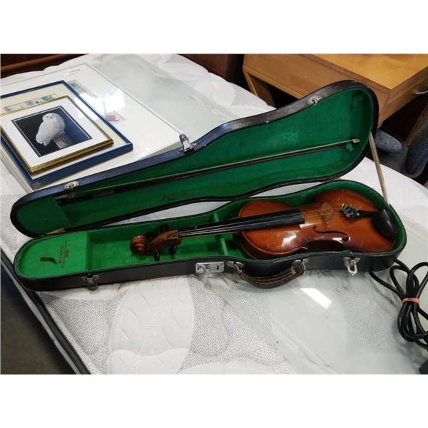 JAN WARNARS VIOLIN