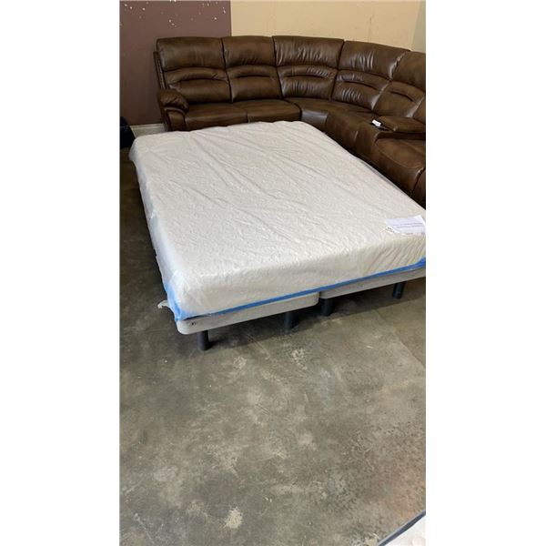 NEW ICOMFORT INSIGHT QUEENSIZE MATTRESS - RETAIL $2199.99