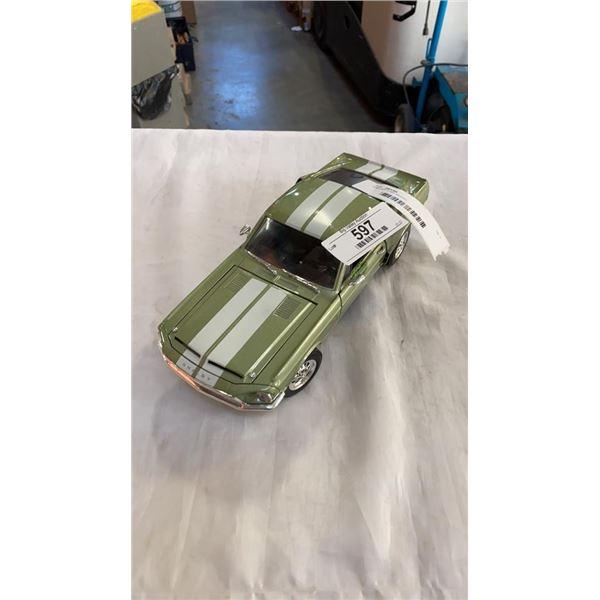 SHELBY CAR MODEL