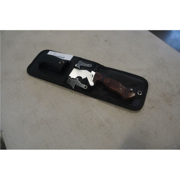 New 4 pc utility interchangable blade
