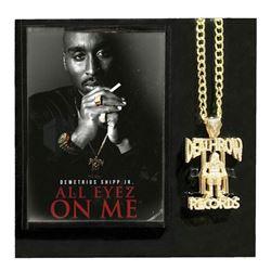 All Eyez On Me Death Row Records Chain