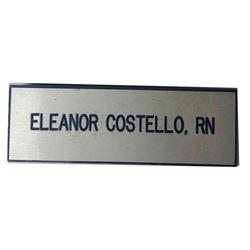 Awakenings Elenore Costello Name Badge