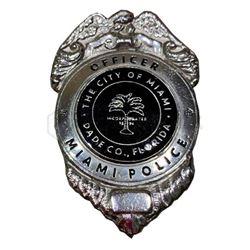 Bad Boys For Life Miami Police Badge