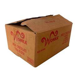 Charlie & The Chocolate Factory Wonka Box