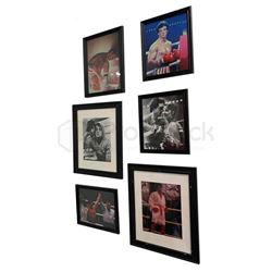 Creed Rocky Framed Photograph Set