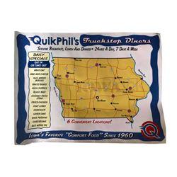 The Crazies Quick Phil's Map