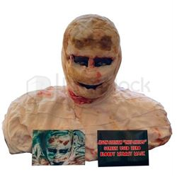 "Crank 2: High Voltage  Bloody ""Mummy Mask"""