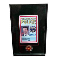 Devil Detective Bowen Badge Display
