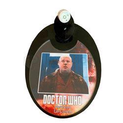 Doctor Who Nardole Ear Comm.