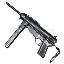 Fury Stunt Sub-Machine Gun