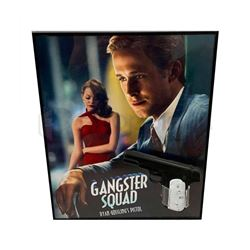 Gangster Squad Sgt. Wooters Pistol Display