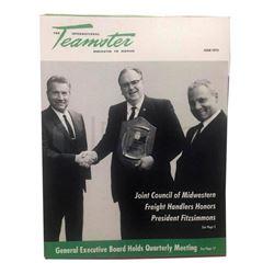 The Irishman Teamster Magazine