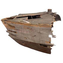 Jaws: The Revenge Miniature Shipwreck
