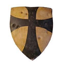 Kingdom of Heaven Orlando Bloom Riding Shield