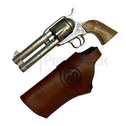 Kingsman: Golden Circle Whiskey's Revolver & Holster