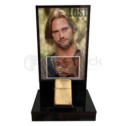 """LOST James """"Sawyer"""" Ford Zippo Lighter"""