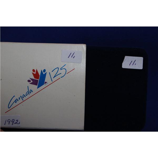 Canada One Dollar Coin (1) - 1992