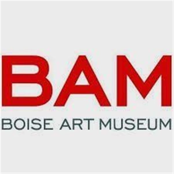 Two Passes to Boise Art Museum