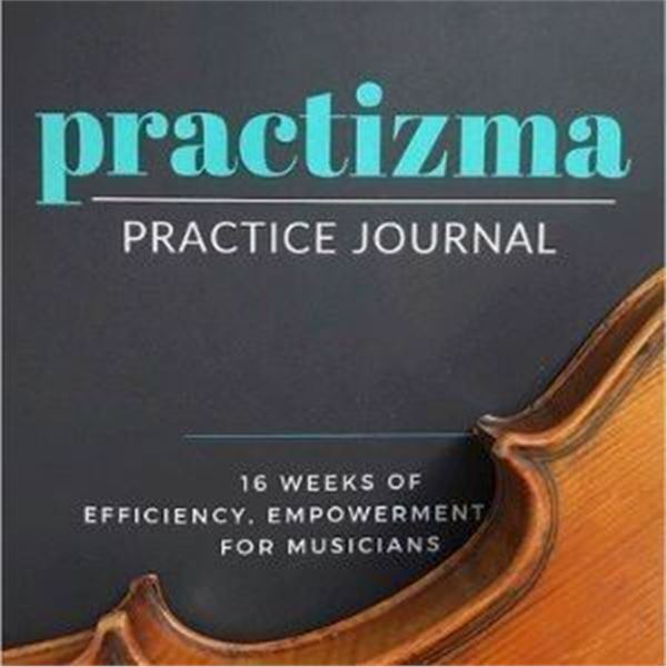 Practizma Practice Journal for Musicians (2 available)