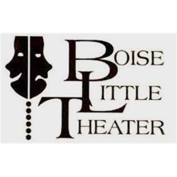 Two Tickets to Boise Little Theatre